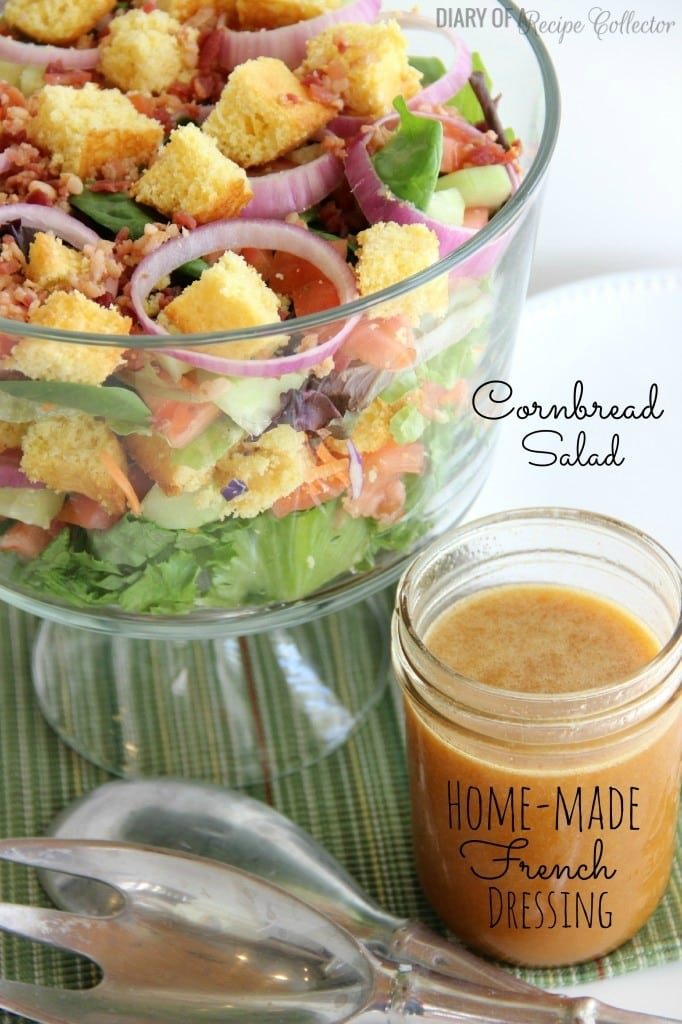Layered Salad Diary Of A Recipe Collector