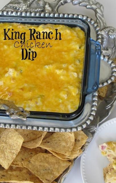 King-Ranch-Chicken-Dip