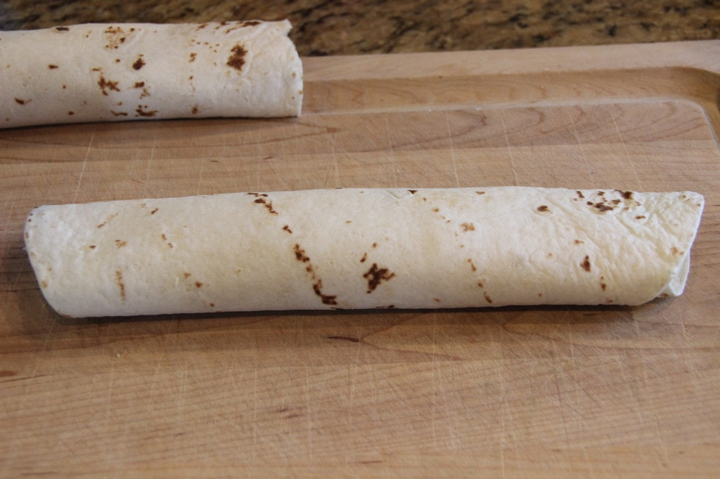 Ultimate Chicken Salad Rollups