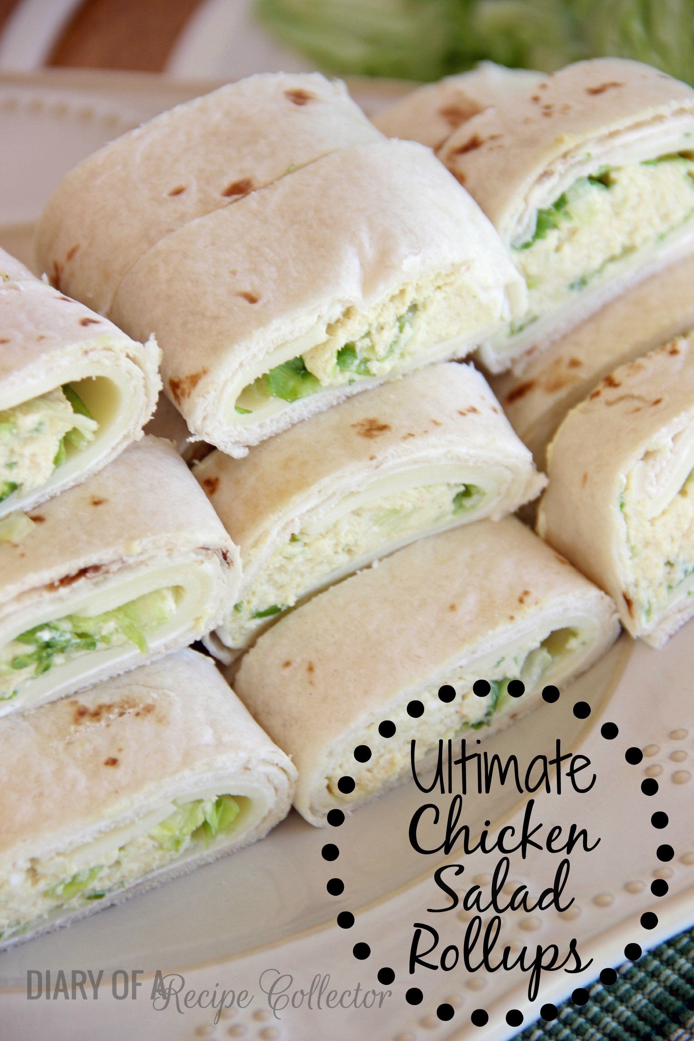 Ultimate chicken salad pinwheels diary of a recipe collector ultimate chicken salad rollups forumfinder Choice Image