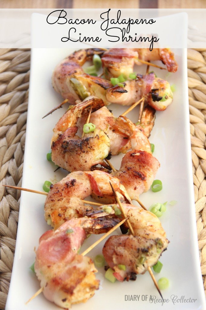 Bacon Jalapeno Lime Shrimp