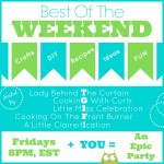 Best Of The Weekend Logo Preview