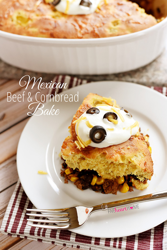 Mexican-Beef-and-Cornbread-Bake-Taco-Casserole-by-Five-Heart-Home_700pxTitle