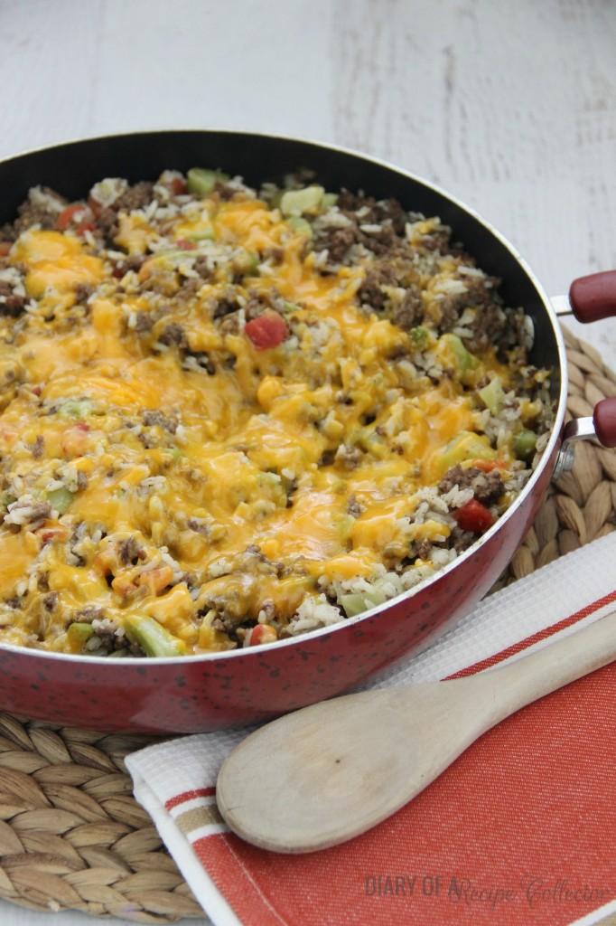Beefy Broccoli Rice