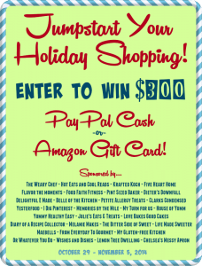 jumpstart holiday cash giveaway