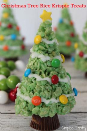 Christmas-Tree-Rice-Krispie-Treats