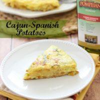 Cajun-Spanish Potatoes