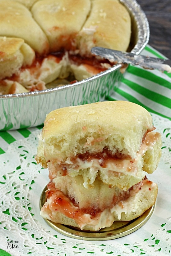 Sister-Schubert-Strawberry-Cream-Pull-Apart-Bread-8