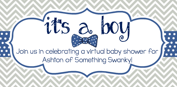 Something Swanky Baby Shower