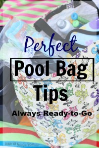 Perfect Pool Bag Tips - Diary of a Recipe Collector