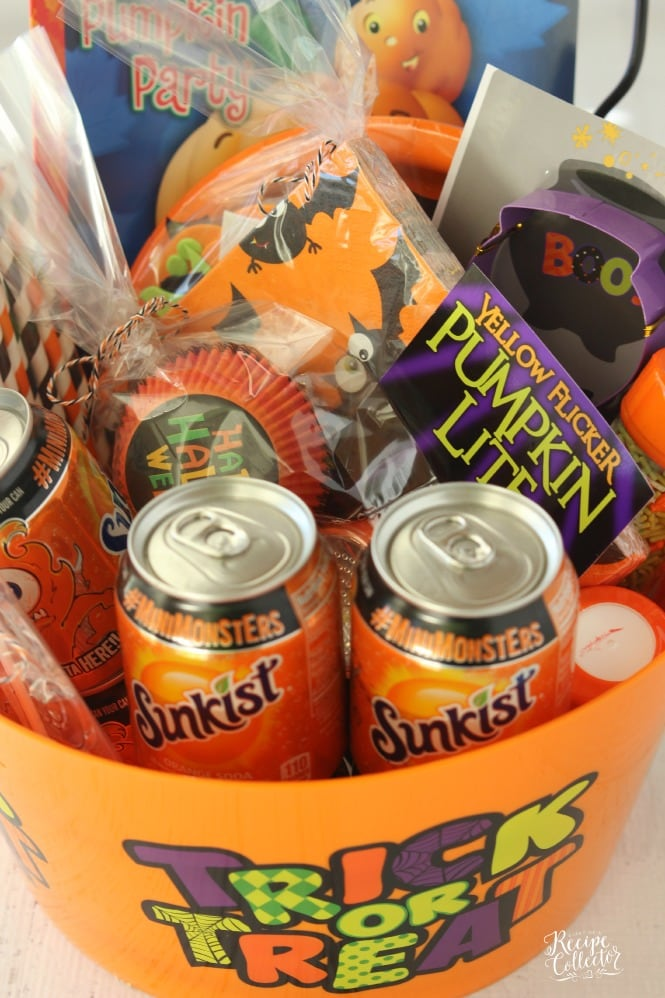 Boo Kit Tutorial plus how to make Scary Sunkist® Floats!