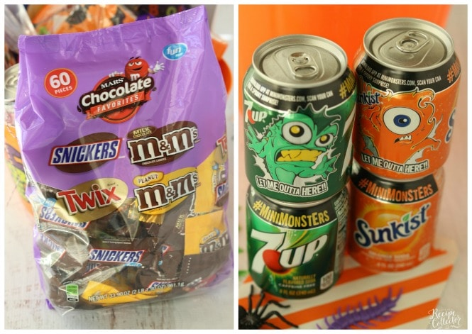 Boo Basket Tutorial plus how to make Scary Sunkist® Floats!