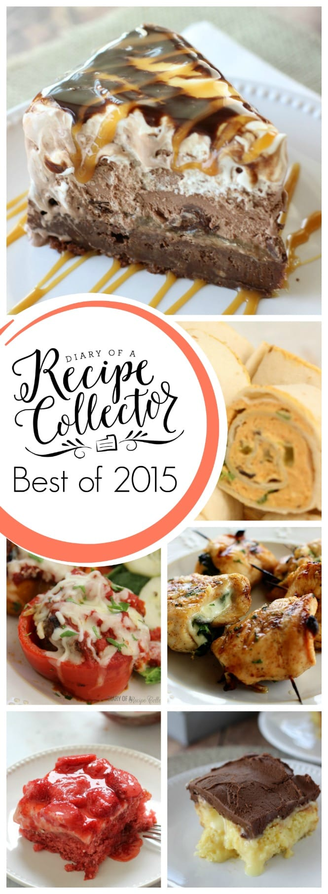 Best of 2015 on Diary of a Recipe Collector - Top ten recipe posts of the year.
