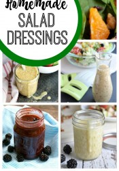 60+ Homemade Salad Dressing Recipes