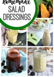 60+ Homemade Salad Dressing Recipes