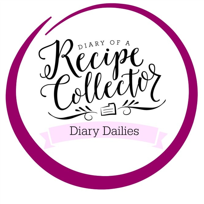 Diary of a Recipe Collecto Diary Dailies