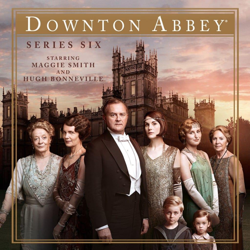 Friday Favorites: Downton Abbey