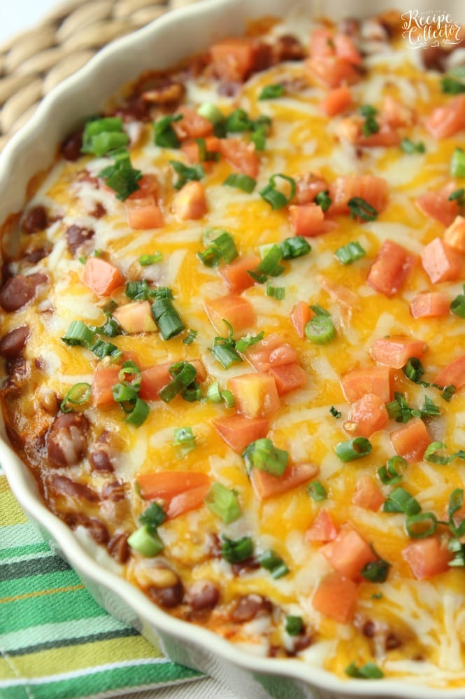 how to make chili dip with cream cheese