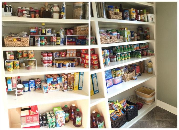 Friday Favorites - Pantry Storage