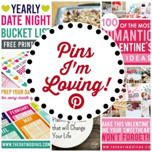 Take a look at some fun and popular pins lately!