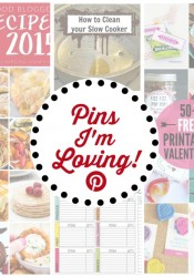 Pins I'm Loving #2