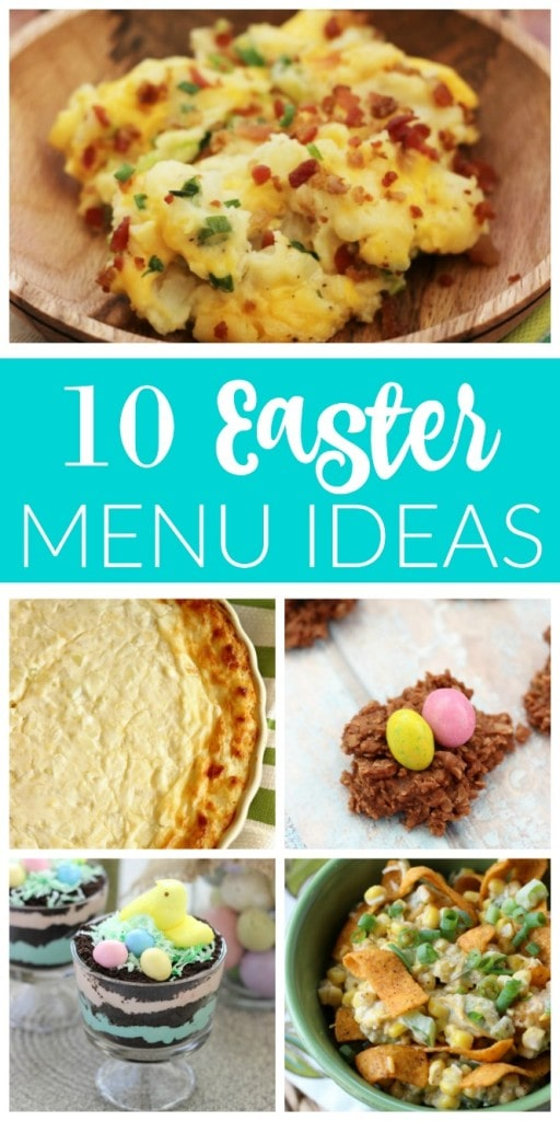 10 Easter Menu Ideas Check Out Several Of These Por Recipes That Would Perfect For