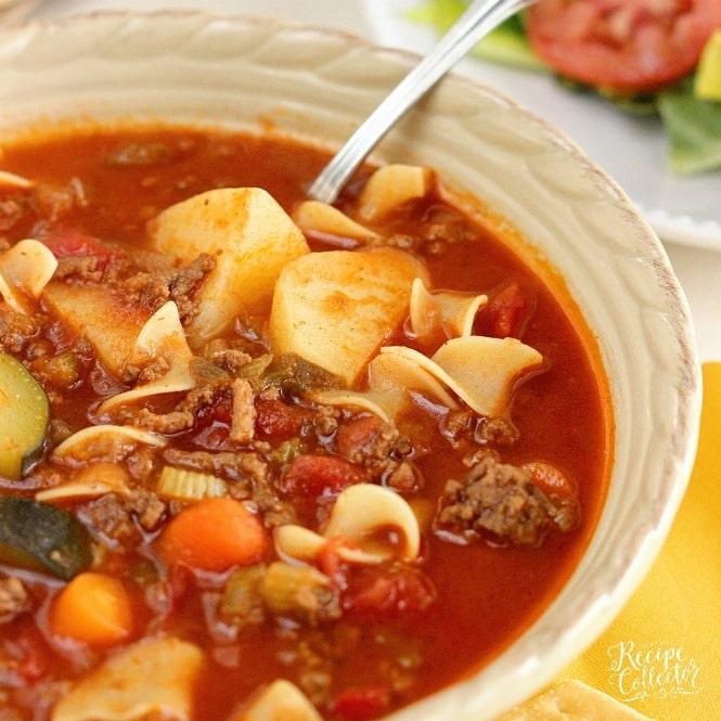foto Southwest Tomato Soup