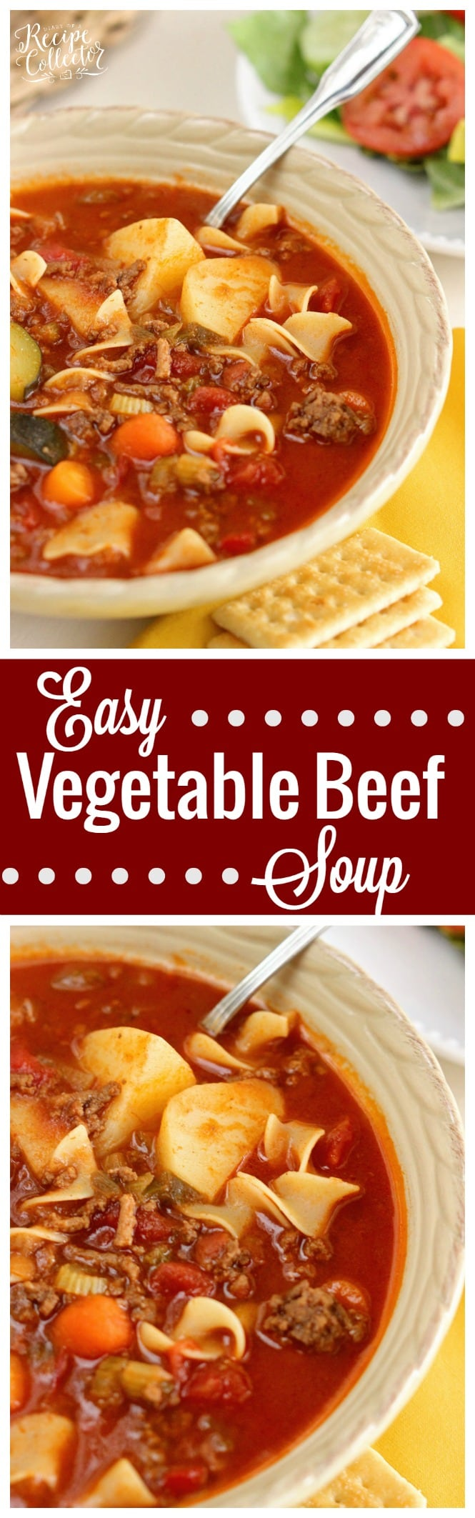 The Easiest Vegetable Soup Recipe — Dishmaps