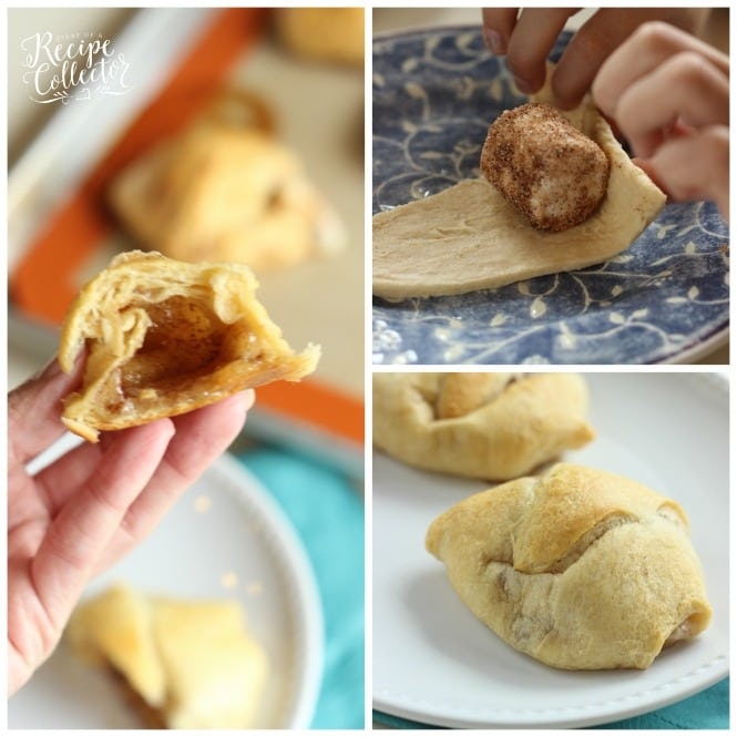 Resurrection Rolls - A yummy cinnamon breakfast treat with a meaningful lesson for your children this Easter.