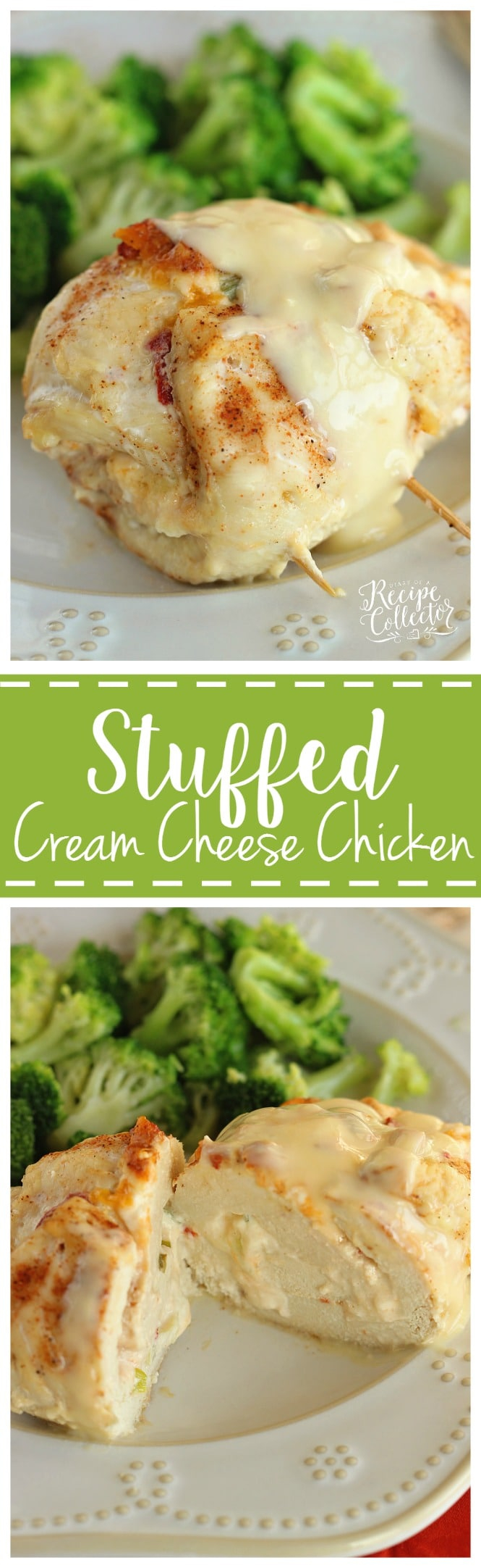 Stuffed Cream Cheese Chicken Pinwheels Diary Of A Recipe Collector