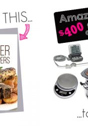 Real Food Slow Cooker Suppers Giveaway