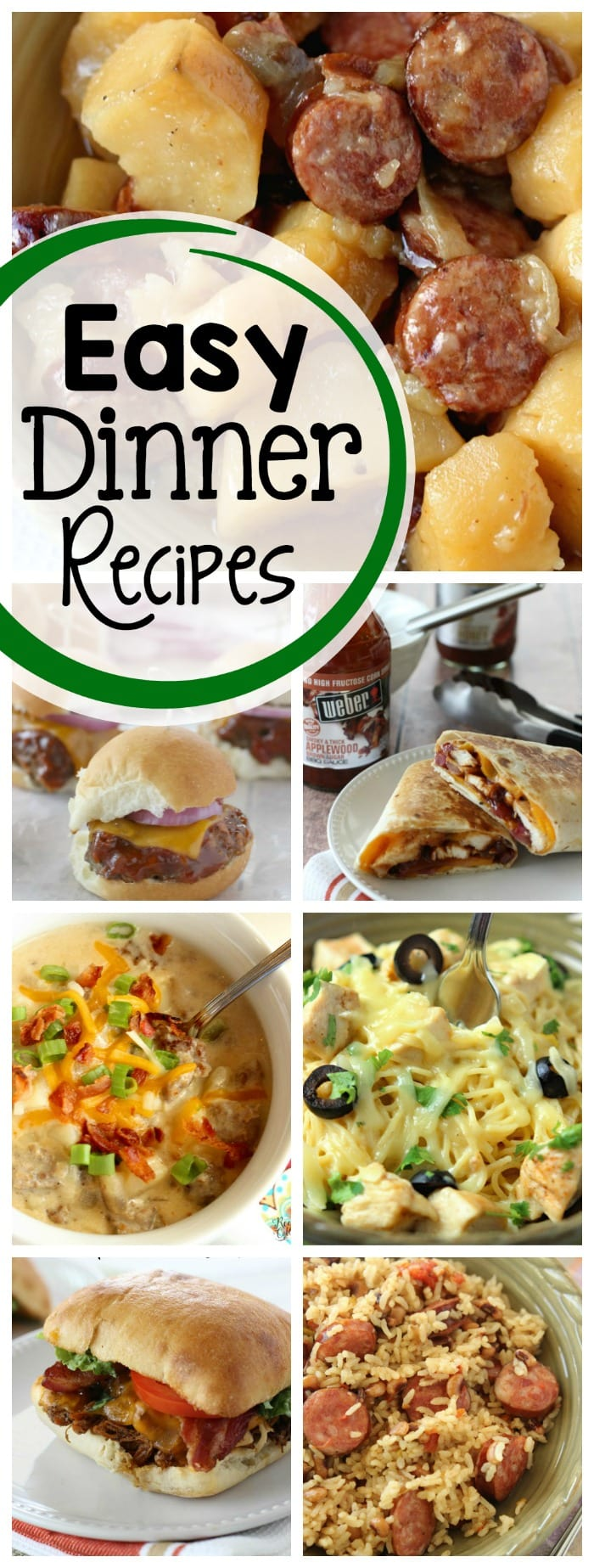 15 Best Weeknight Dinner Recipes