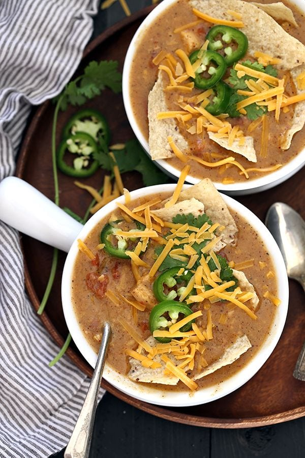 Weekly Meal Plan - http://melaniemakes.com/blog/2016/10/slow-cooker-king-ranch-chicken-soup.html