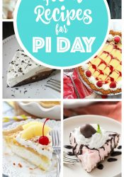 Great Pie Recipes for Pi Day