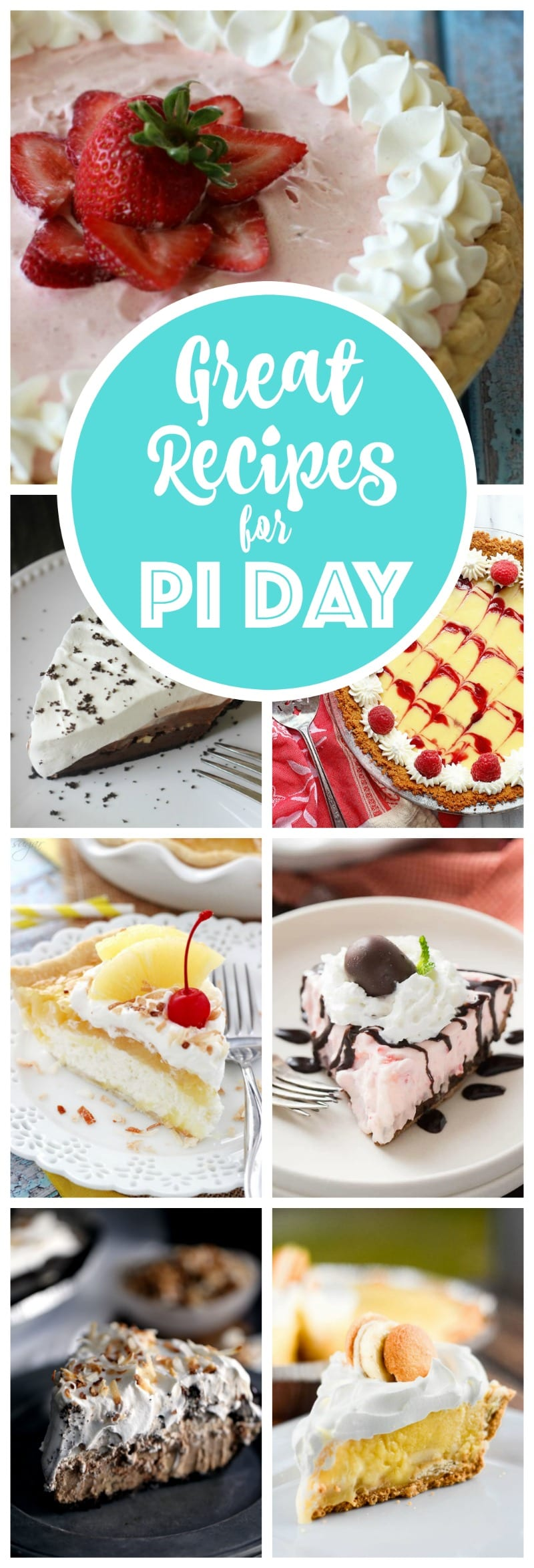 Each year Pi Day is celebrated by many who love math! What better way to celebrate than with a great pie! Check out these fabulous pie recipes to make Pi Day even more fun!