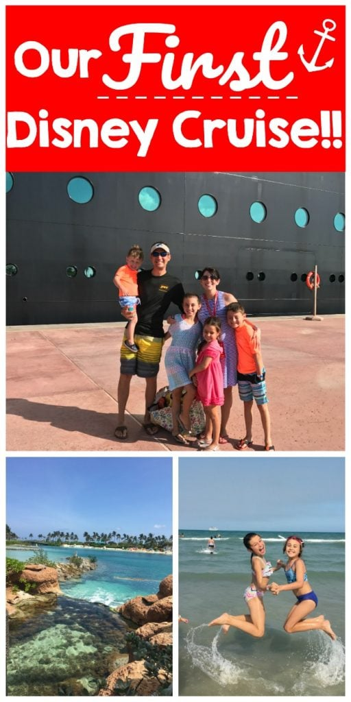 First Disney Cruise - A look into our first 4 night Disney Cruise to the Bahamas plus some tips and tricks we learned along the way!