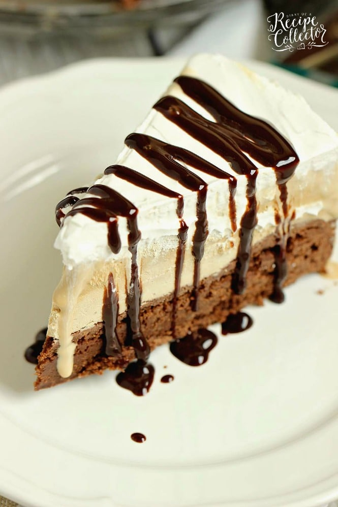 mocha brownie ice cream cake layers of delicious brownie coffee cream cheese coffee