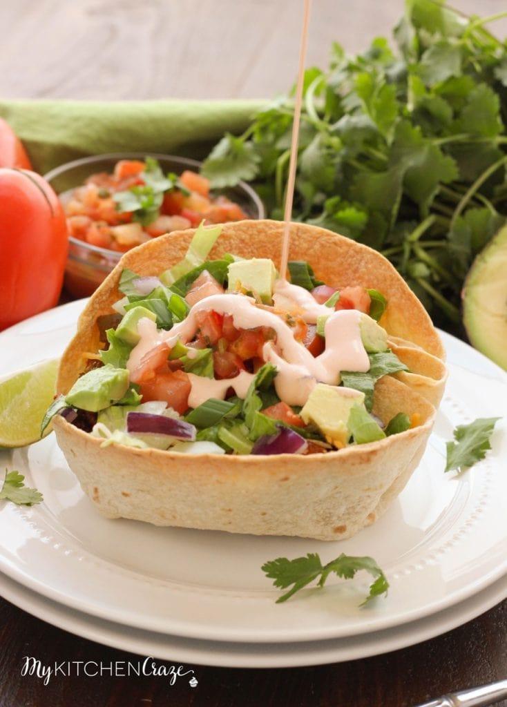 Tex Mex Taco Salad