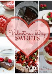Weekly Family Meal Plan – Valentine's Day Edition
