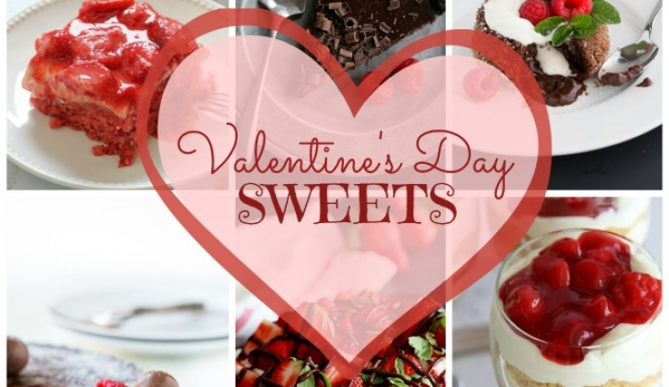 Weekly Family Meal Plan - Valentine's Day Edition