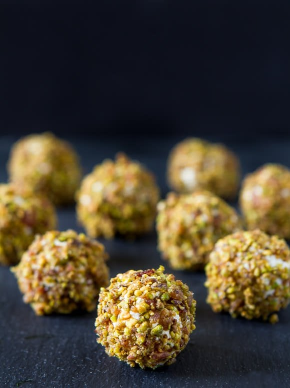 https://www.azestybite.com/bacon-pistachio-goat-cheese-balls/