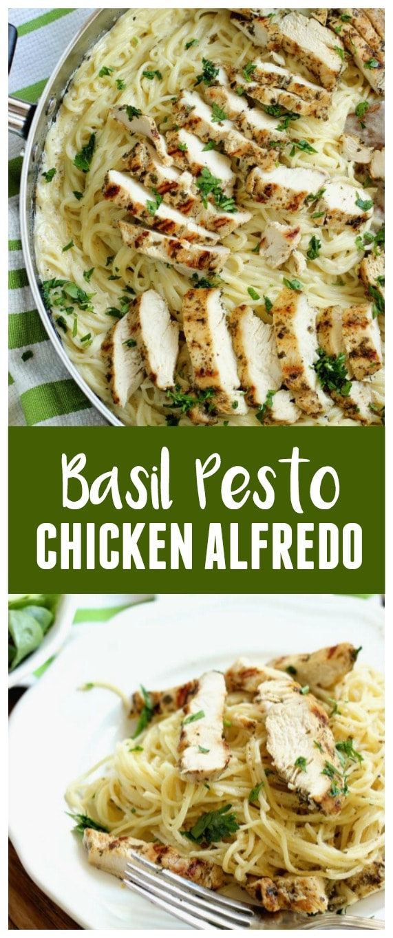 Basil Pesto Pasta Food Network
