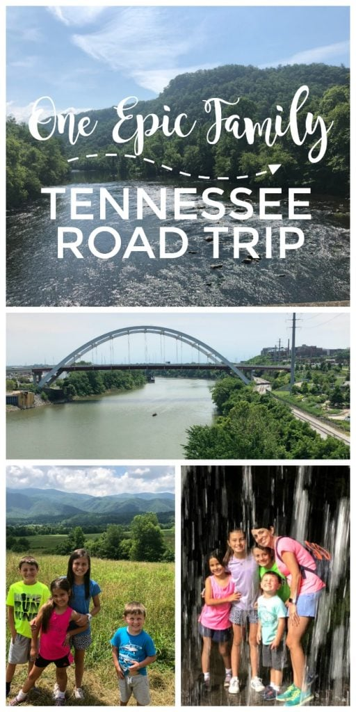Check out our amazing Tennessee Road Trip with a great list of activities for families in Memphis, Nashville, Pigeon Forge, and Gatlinburg!