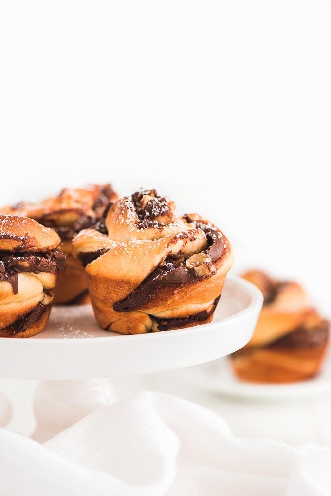Nutella Twists