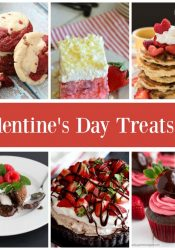 Valentine's Day Treats - Fifteen fabulous treats perfect for all your sweethearts!