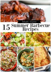 15 Amazing Summer Barbecue Recipes you need to try soon!