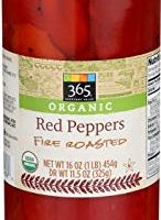 365 Everyday Value, Organic Red Peppers Fire Roasted, 11.5 oz