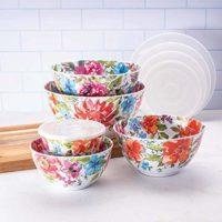 Melamine Bowls Set