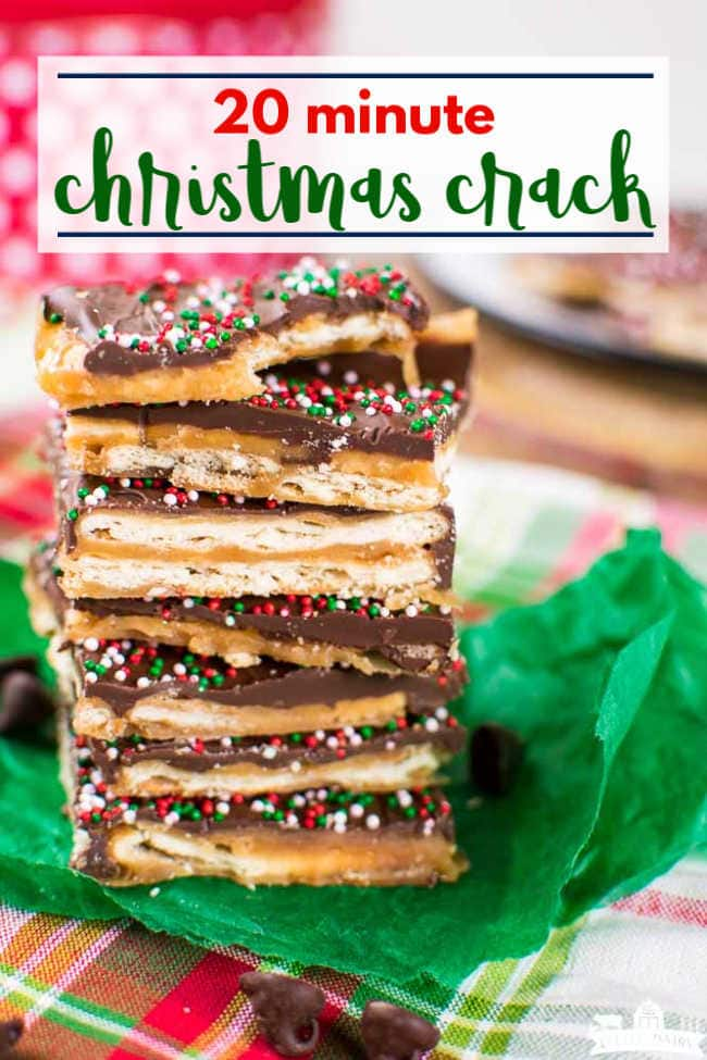 20 Minute Christmas Crack