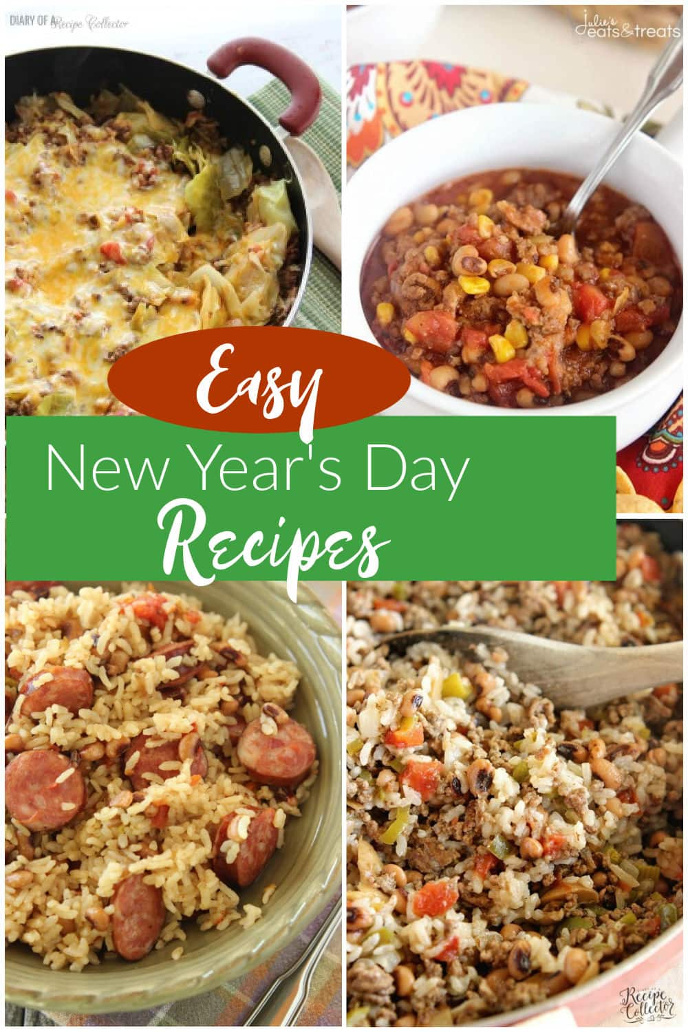 Easy New Year's Day Recipes